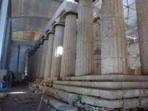 Bassae temple