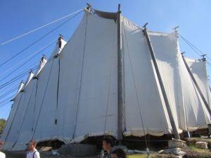 Bassae tent