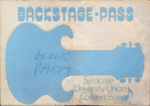 SU block party pass